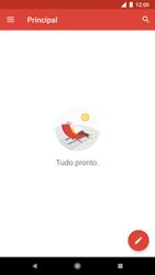 Como configurar seu celular para receber e enviar e-mails - Google Pixel 2 - Passo 6