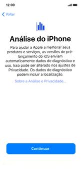 Como ativar seu aparelho - Apple iPhone X - Passo 25