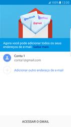 Como configurar seu celular para receber e enviar e-mails - Samsung Galaxy S7 Edge - Passo 16