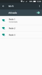 Como configurar uma rede Wi-Fi - Lenovo Vibe C2 - Passo 7