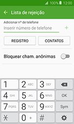 Como bloquear chamadas de um número específico - Samsung Galaxy J1 - Passo 8