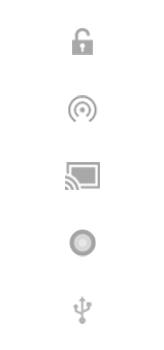 Explicação dos ícones - Motorola Moto G8 Power - Passo 5