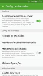 Como bloquear chamadas de um número específico - Samsung Galaxy S6 - Passo 6