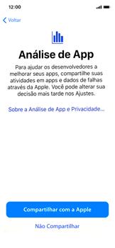 Como ativar seu aparelho - Apple iPhone X - Passo 26