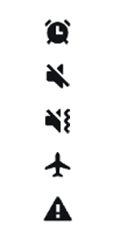 Explicação dos ícones - Samsung Galaxy S10 - Passo 18