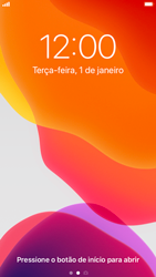 Como reiniciar o aparelho - Apple iPhone 8 - Passo 4