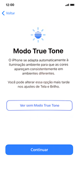 Como configurar pela primeira vez - Apple iPhone 11 Pro - Passo 26