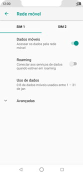 Como configurar a internet do seu aparelho (APN) - Motorola One - Passo 6