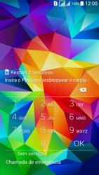Como reiniciar o aparelho - Samsung Galaxy Grand Prime - Passo 7