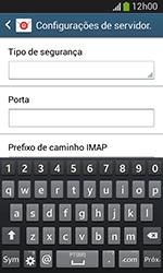 Como configurar seu celular para receber e enviar e-mails - Samsung Galaxy Grand Neo - Passo 10