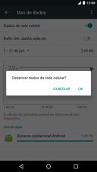 Como ativar e desativar uma rede de dados - LG Google Nexus 5X - Passo 5