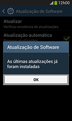 Como atualizar o software do seu aparelho - Samsung Galaxy Grand Neo - Passo 9