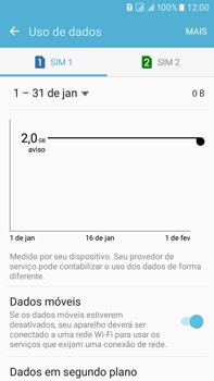 Como configurar a internet do seu aparelho (APN) - Samsung Galaxy On 7 - Passo 5