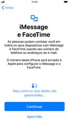 Como ativar seu aparelho - Apple iPhone 8 - Passo 23
