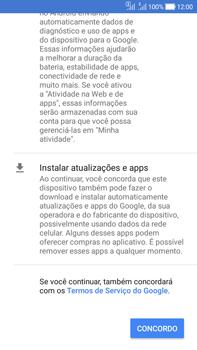 Como ativar seu aparelho - Asus Zenfone Selfie - Passo 16