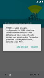 Como ativar seu aparelho - Motorola Moto G (3ª Geração) - Passo 7