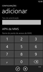 Como configurar a internet do seu aparelho (APN) - Nokia Lumia 920 - Passo 12