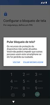 Como configurar pela primeira vez - Motorola Moto G7 - Passo 16