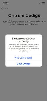 Como configurar pela primeira vez - Apple iPhone X - Passo 14