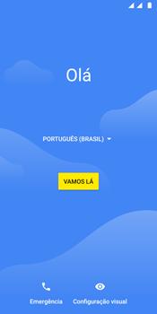 Como configurar pela primeira vez - Motorola Moto G6 Plus - Passo 6