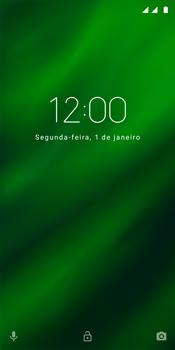 Como reiniciar o aparelho - Motorola Moto G6 Plus - Passo 6