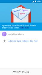 Como configurar seu celular para receber e enviar e-mails - Motorola Moto C Plus - Passo 22