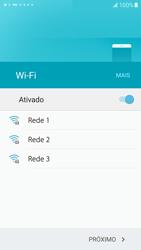 Como configurar pela primeira vez - Samsung Galaxy S7 Edge - Passo 5