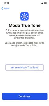 Como configurar pela primeira vez - Apple iPhone X - Passo 25
