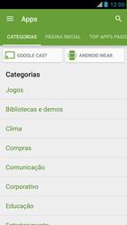 Como baixar aplicativos - Motorola RAZR MAXX - Passo 6