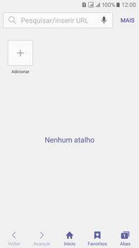 Como configurar a internet do seu aparelho (APN) - Samsung Galaxy On 7 - Passo 22