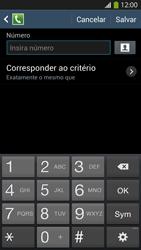 Como bloquear chamadas de um número específico - Samsung Galaxy S IV - Passo 9