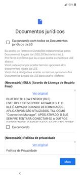 Como ativar seu aparelho - LG K62+ - Passo 13