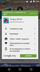 Como baixar aplicativos - Motorola Moto E (2ª Geração) - Passo 17