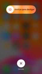 Como configurar a internet do seu aparelho (APN) - Apple iPhone 8 - Passo 9