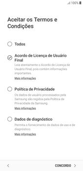 Como ativar seu aparelho - Samsung Galaxy J4 Core - Passo 6