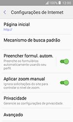 Como configurar a internet do seu aparelho (APN) - Samsung Galaxy J1 - Passo 25