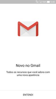 Como configurar seu celular para receber e enviar e-mails - Asus Zenfone Selfie - Passo 5
