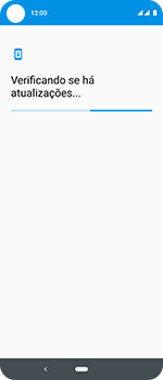 Como atualizar o software do seu aparelho - Motorola One Vision - Passo 7