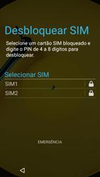 Como reiniciar o aparelho - Motorola Moto E (2ª Geração) - Passo 5