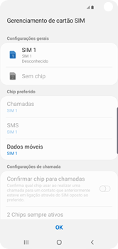 Como configurar pela primeira vez - Samsung Galaxy S10 - Passo 21