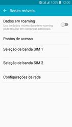 Como configurar a internet do seu aparelho (APN) - Samsung Galaxy J3 Duos - Passo 4