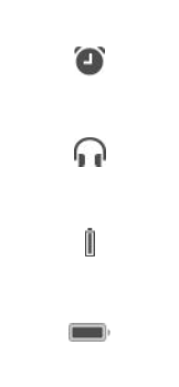 Explicação dos ícones - Apple iPhone 11 Pro - Passo 24