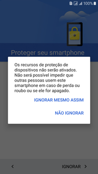 Como ativar seu aparelho - Samsung Galaxy On 7 - Passo 11