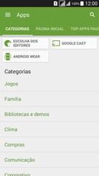 Como baixar aplicativos - Samsung Galaxy Grand Prime - Passo 6