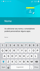 Como configurar pela primeira vez - Samsung Galaxy S6 - Passo 10