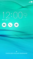 Como reiniciar o aparelho - Asus ZenFone 2 - Passo 6