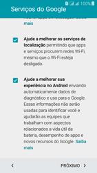 Como configurar pela primeira vez - Samsung Galaxy J3 Duos - Passo 14