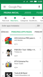 Como baixar aplicativos - Lenovo Vibe C2 - Passo 9