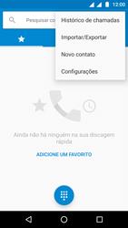 Como bloquear chamadas de um número específico - Motorola Moto G5 - Passo 5