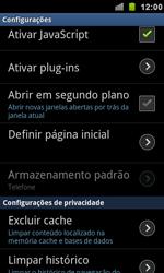 Como configurar a internet do seu aparelho (APN) - Samsung Galaxy S II - Passo 21